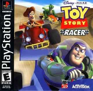 Screenshot Thumbnail / Media File 1 for Disney's Toy Story Racer [U]
